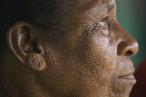 An Indigenous Face