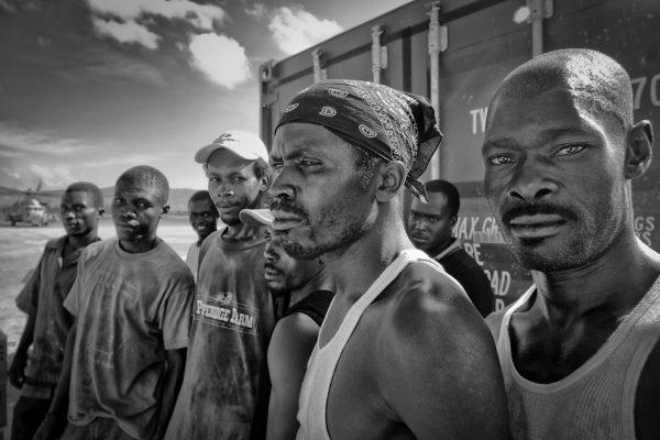 Men of Haiti